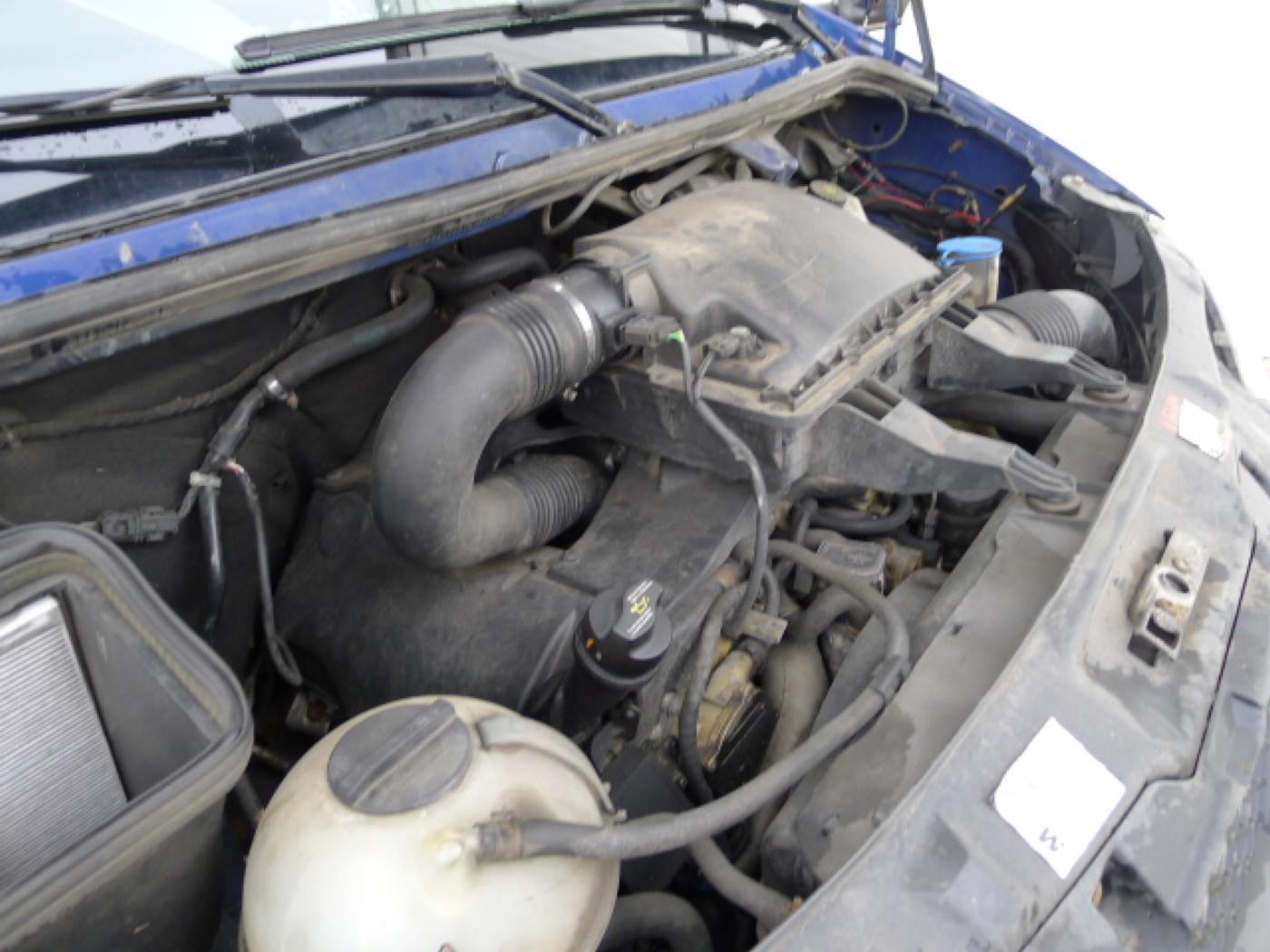 Mercedes-Benz Sprinter 318 CDI Skøíñ 23m3+Mìchy - 17