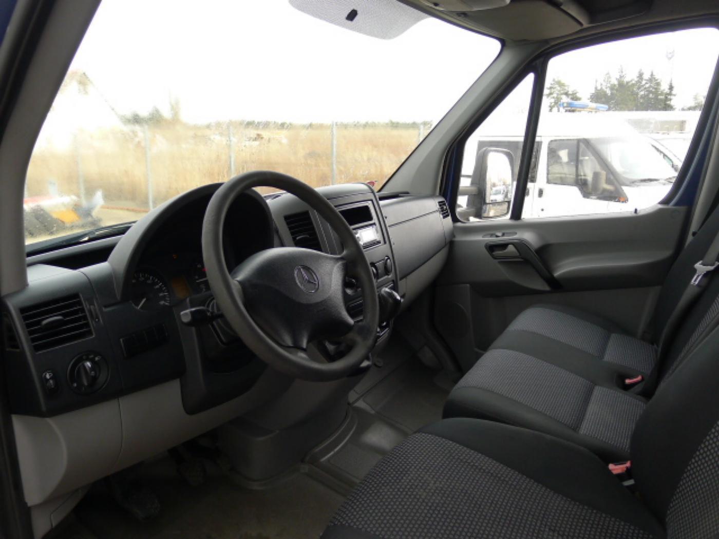 Mercedes-Benz Sprinter 318 CDI Skøíñ 23m3+Mìchy - 7