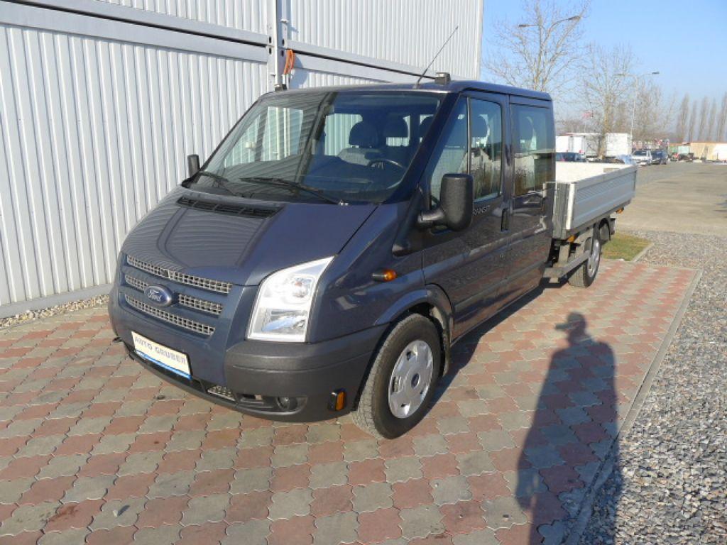 Ford Transit 350L 2,2TDCI 7míst+Klima+Webasto va