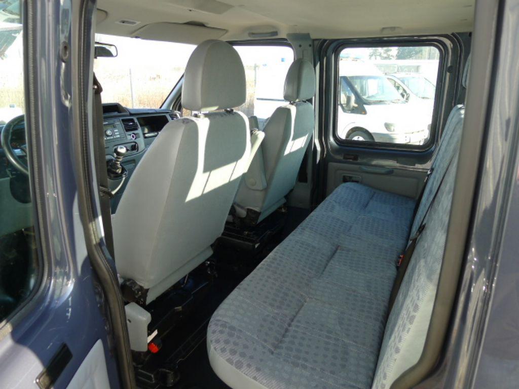 Ford Transit 350L 2,2TDCI 7míst+Klima+Webasto va - 9