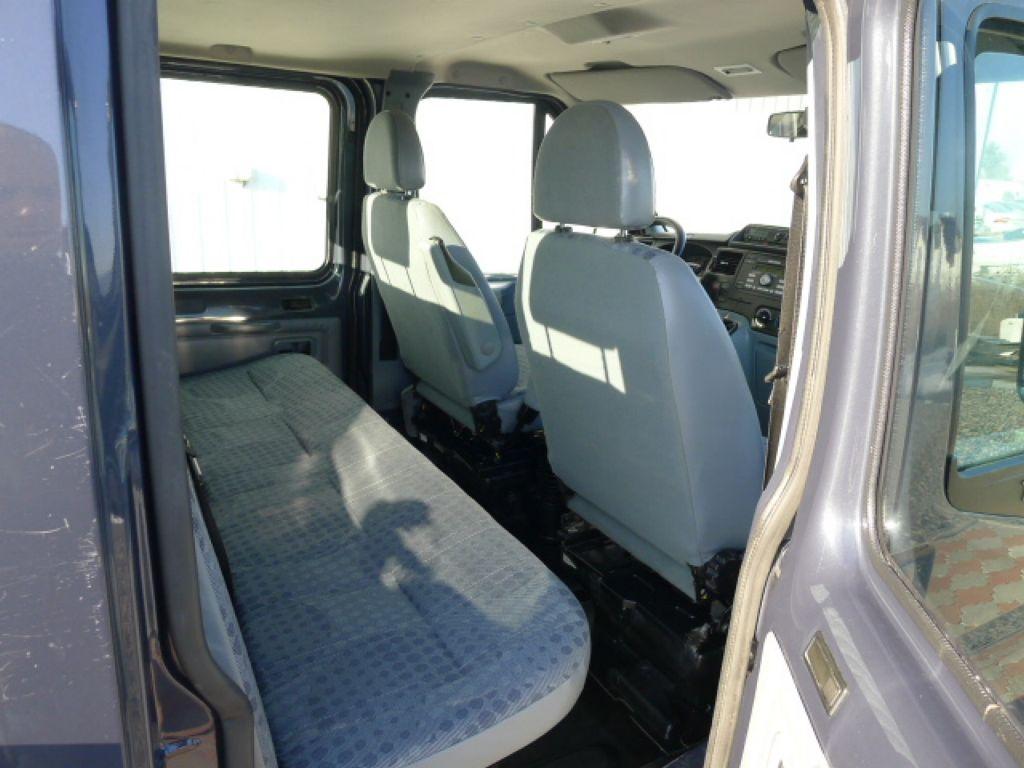 Ford Transit 350L 2,2TDCI 7míst+Klima+Webasto va - 10