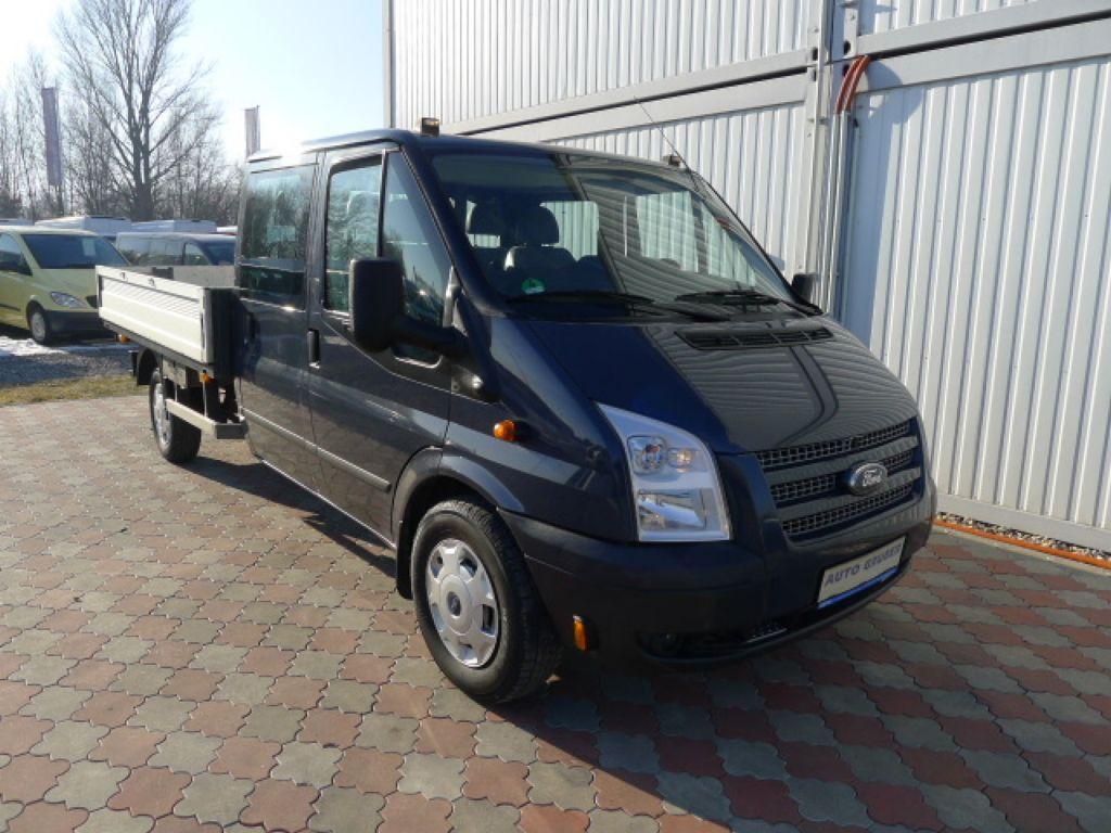 Ford Transit 350L 2,2TDCI 7míst+Klima+Webasto va - 1