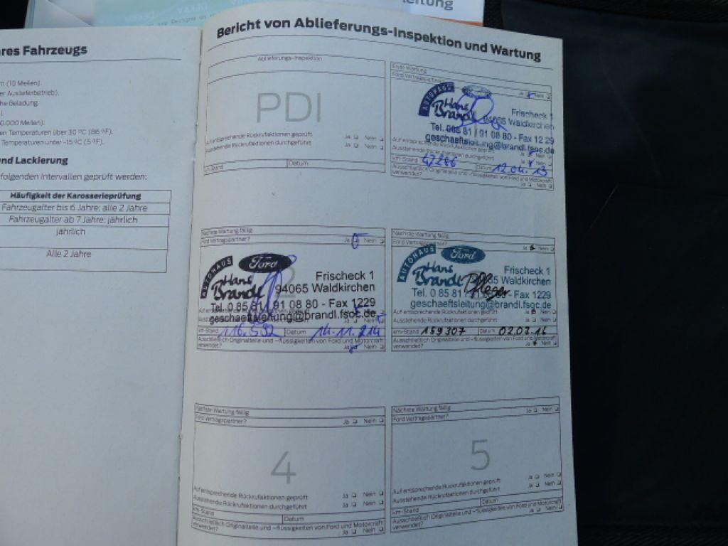 Ford Transit 350L 2,2TDCI 7míst+Klima+Webasto va - 19