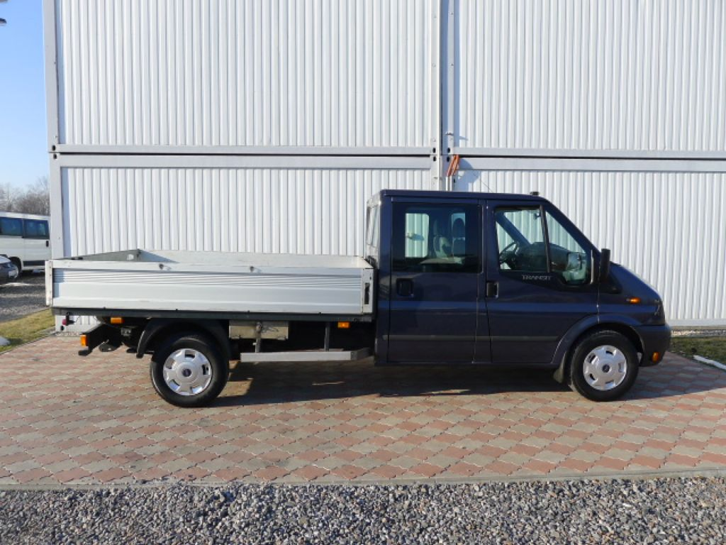 Ford Transit 350L 2,2TDCI 7míst+Klima+Webasto va - 2