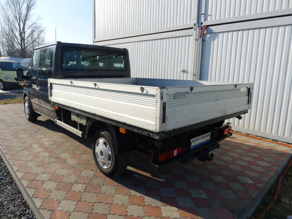 Ford Transit 350L 2,2TDCI 7míst+Klima+Webasto va - 4