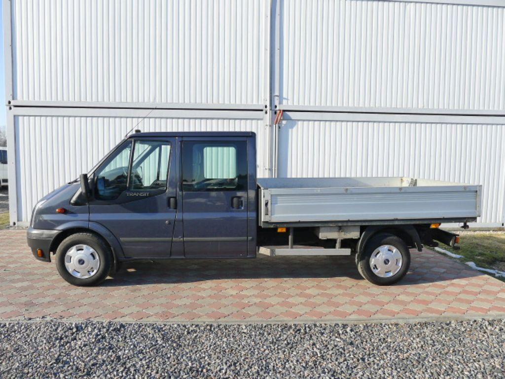 Ford Transit 350L 2,2TDCI 7míst+Klima+Webasto va - 5
