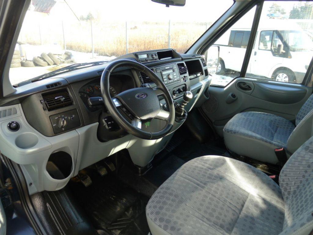 Ford Transit 350L 2,2TDCI 7míst+Klima+Webasto va - 7