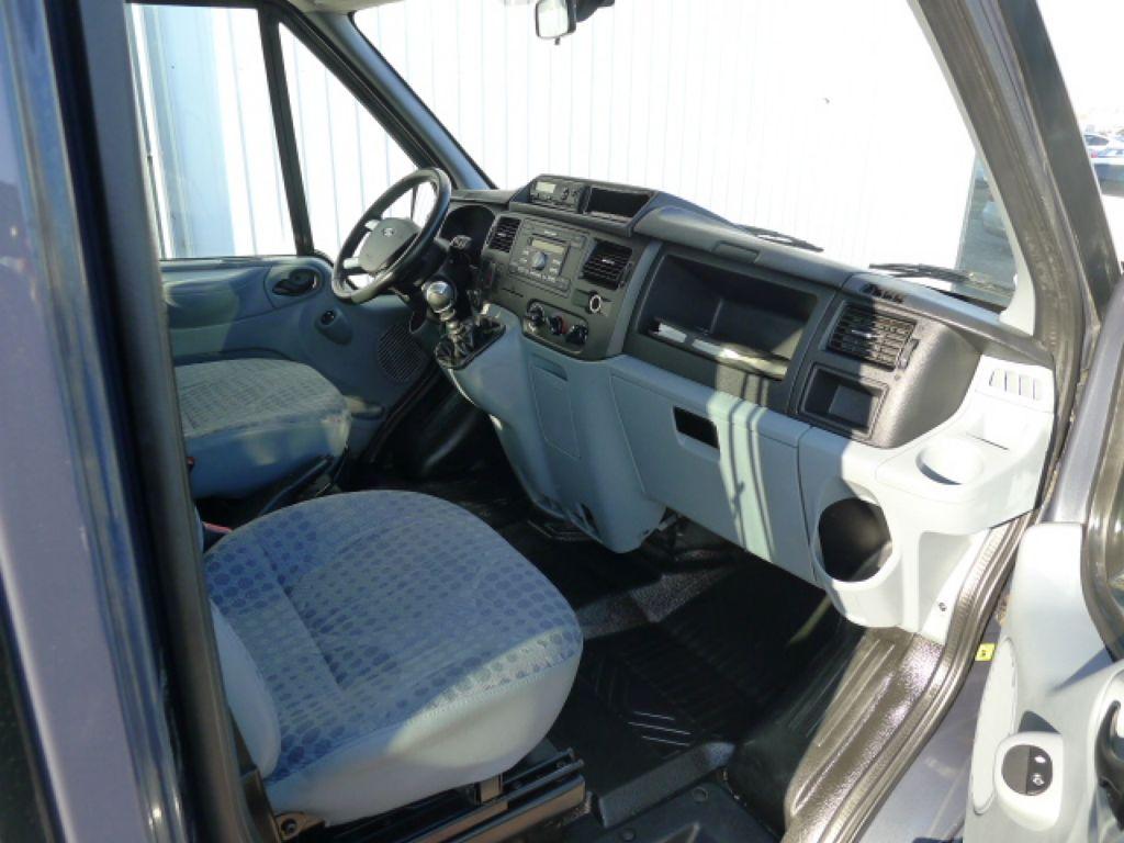 Ford Transit 350L 2,2TDCI 7míst+Klima+Webasto va - 8