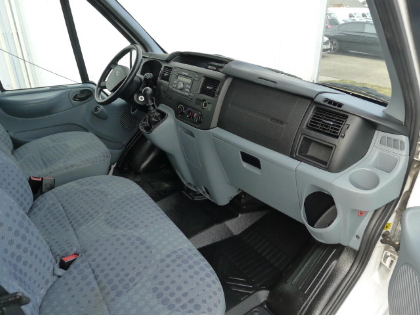 Ford Transit 280 2,2TDCI 9míst+Klima Akce!!! - 9