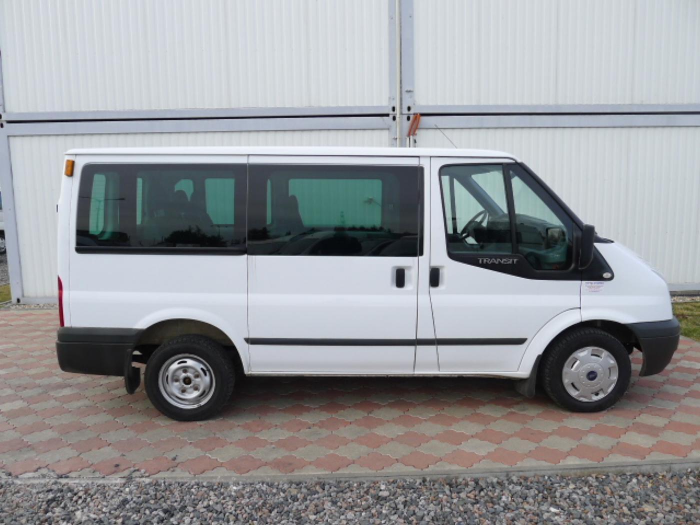 Ford Transit 280 2,2TDCI 9míst+Klima Akce!!! - 2