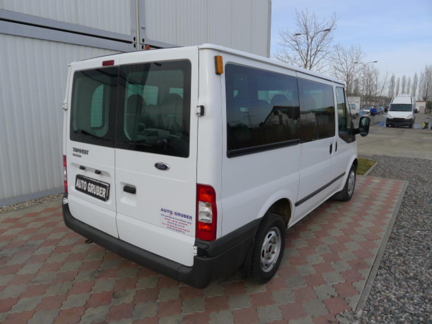 Ford Transit 280 2,2TDCI 9míst+Klima Akce!!! - 3