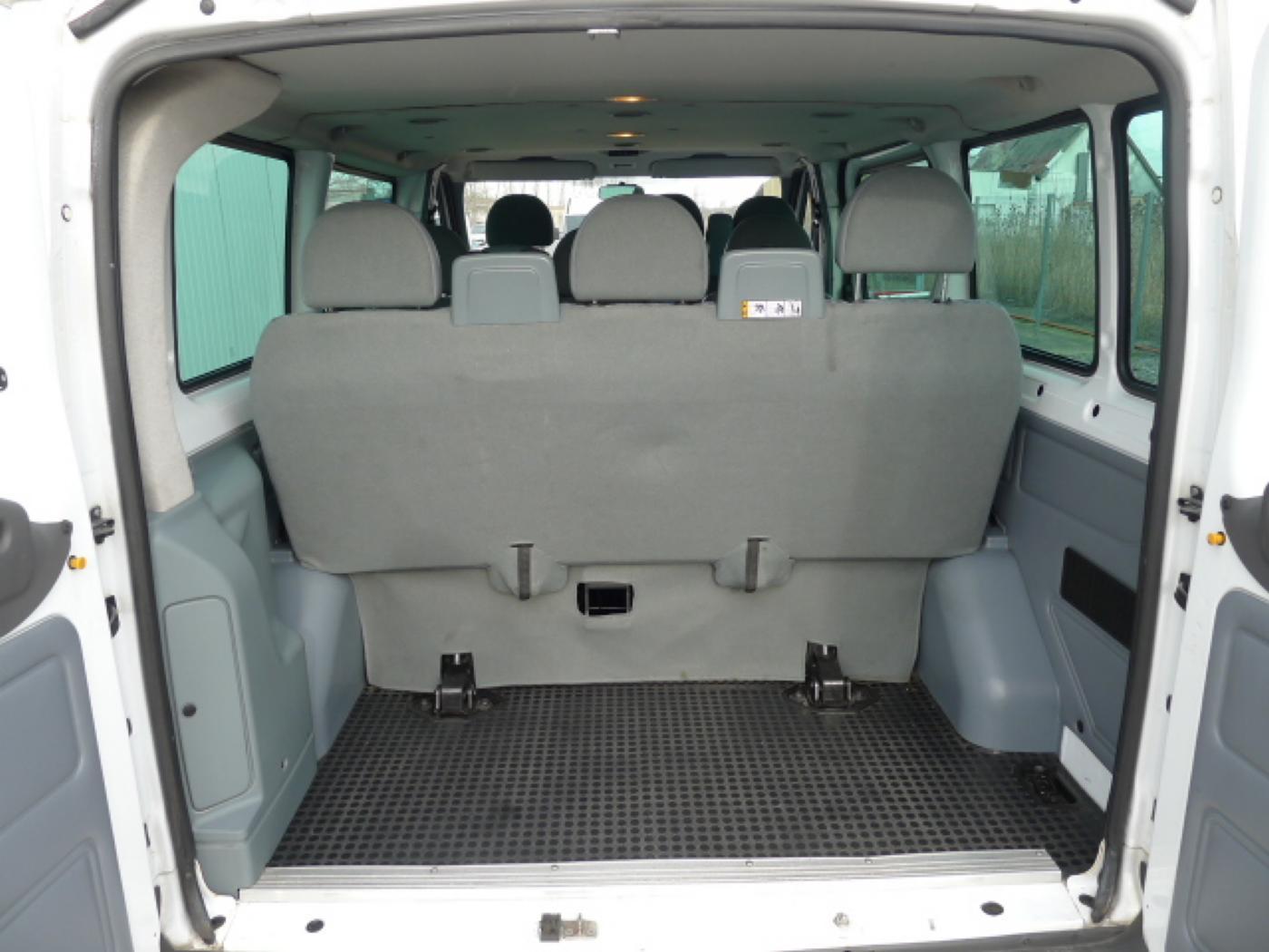 Ford Transit 280 2,2TDCI 9míst+Klima Akce!!! - 6