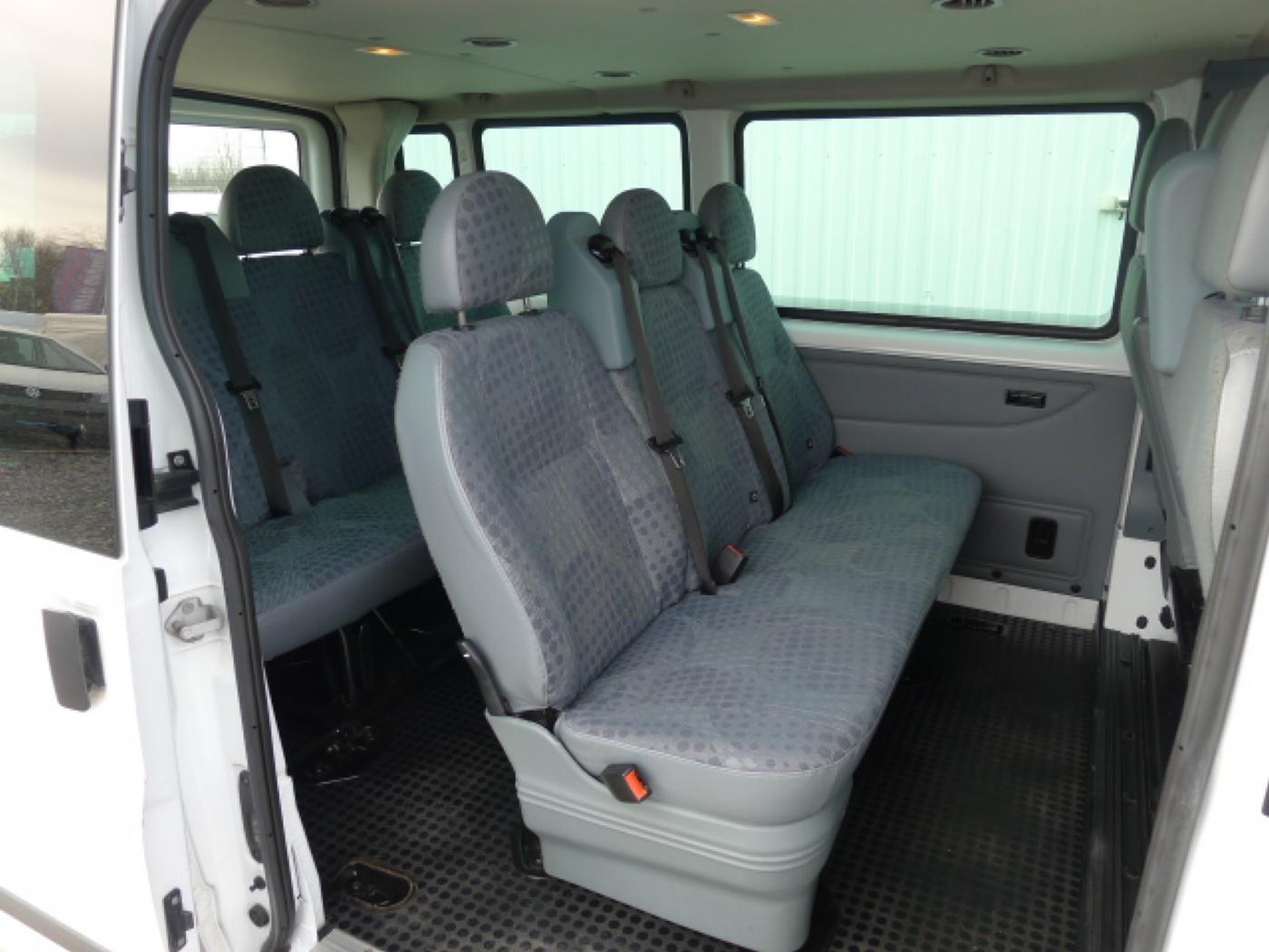 Ford Transit 280 2,2TDCI 9míst+Klima Akce!!! - 7