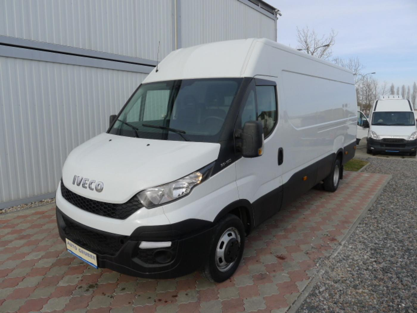 Iveco Daily 35C150 3,0HTP Maxi+Klimatronic Akce - 0