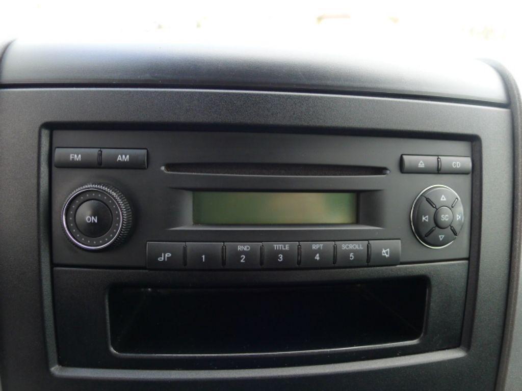 Volkswagen Crafter 2,0 TDI Maxi 6míst+Klima Akce!! - 10