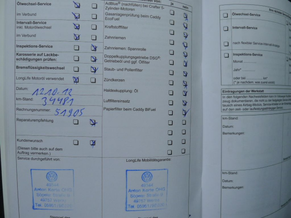 Volkswagen Crafter 2,0 TDI Maxi 6míst+Klima Akce!! - 13