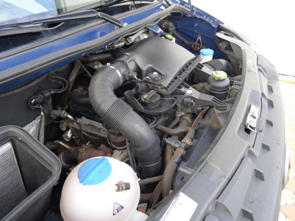 Volkswagen Crafter 2,0 TDI Maxi 6míst+Klima Akce!! - 19
