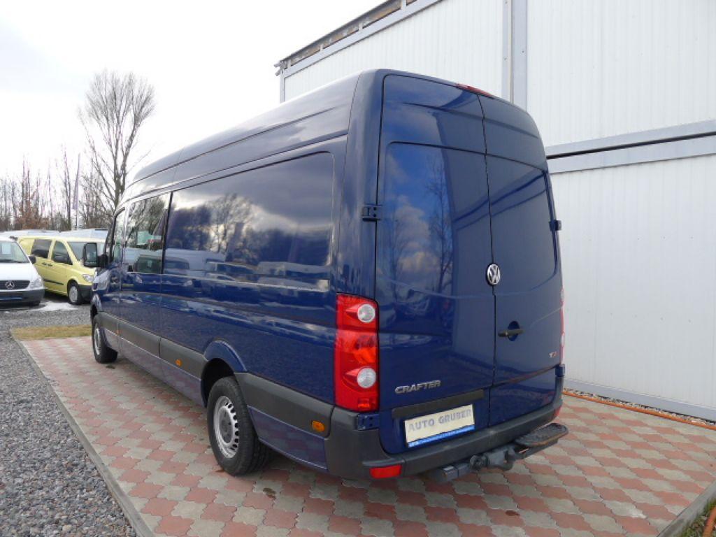 Volkswagen Crafter 2,0 TDI Maxi 6míst+Klima Akce!! - 4
