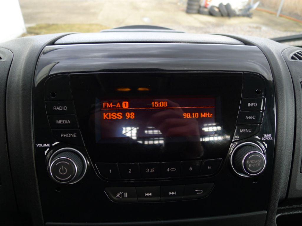 Peugeot Boxer 2,2 HDI Valník+Klima Akce!!!! - 9