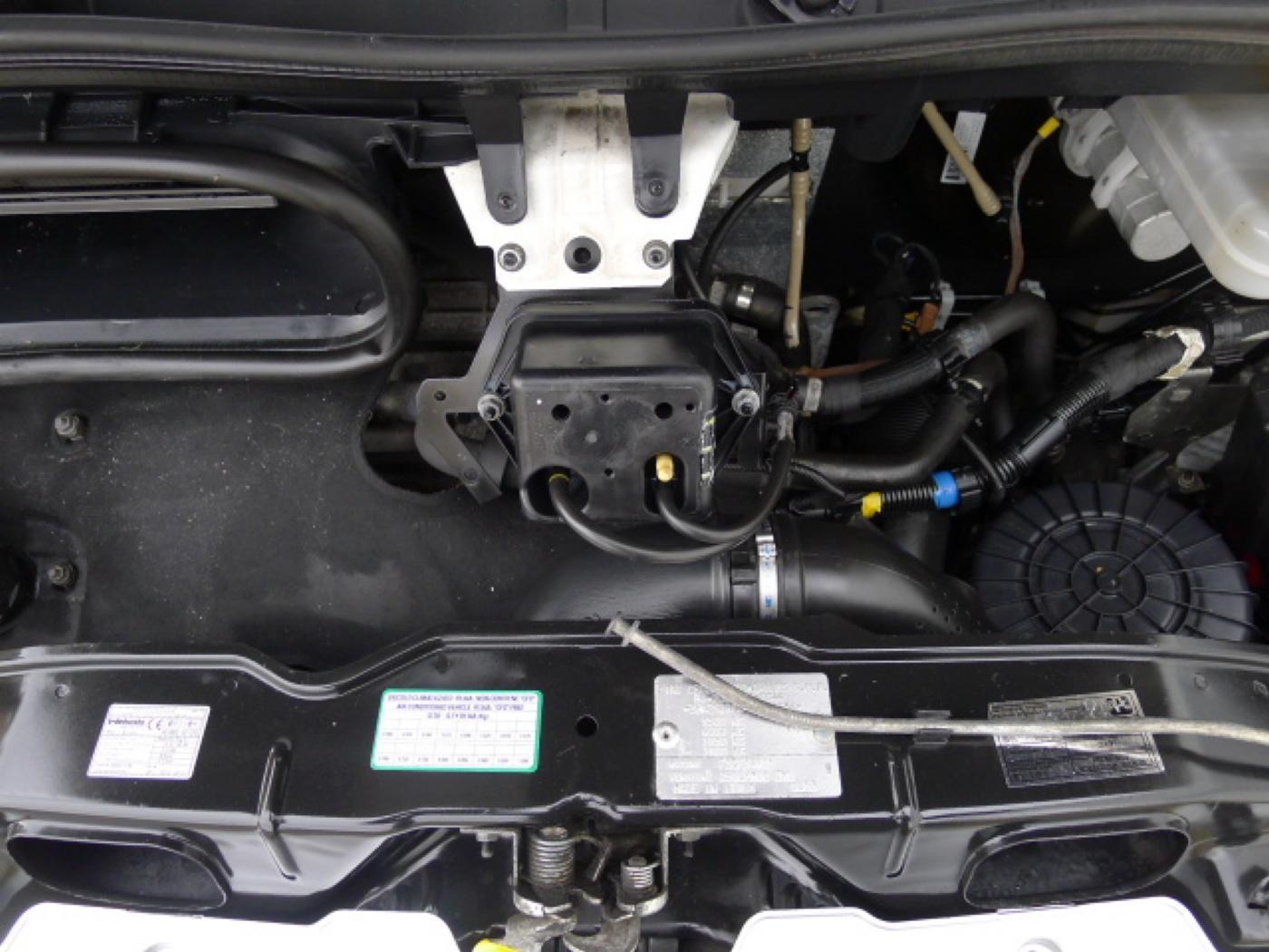 Fiat Ducato 3,0 JTD Valník+Klima+Webasto Akce!! - 22