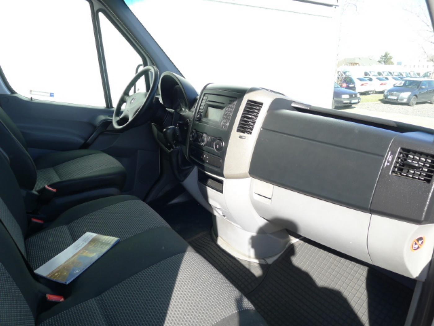 Mercedes-Benz Sprinter 319 CDI Maxi XXL + Klima Akce!!!! - 10