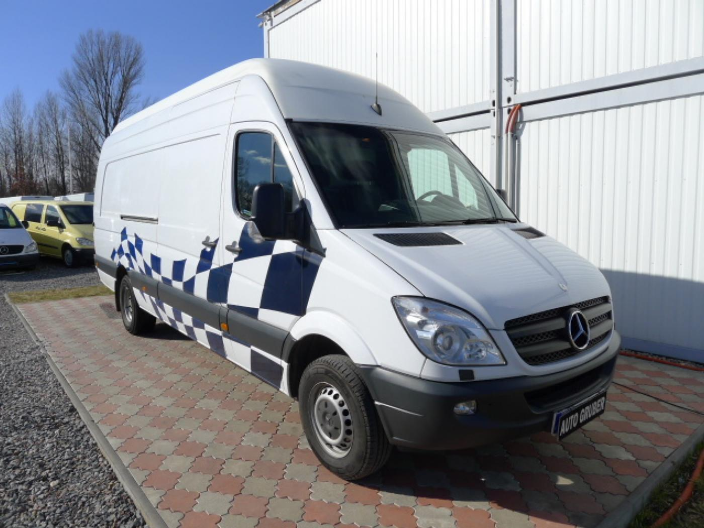 Mercedes-Benz Sprinter 319 CDI Maxi XXL + Klima Akce!!!! - 1