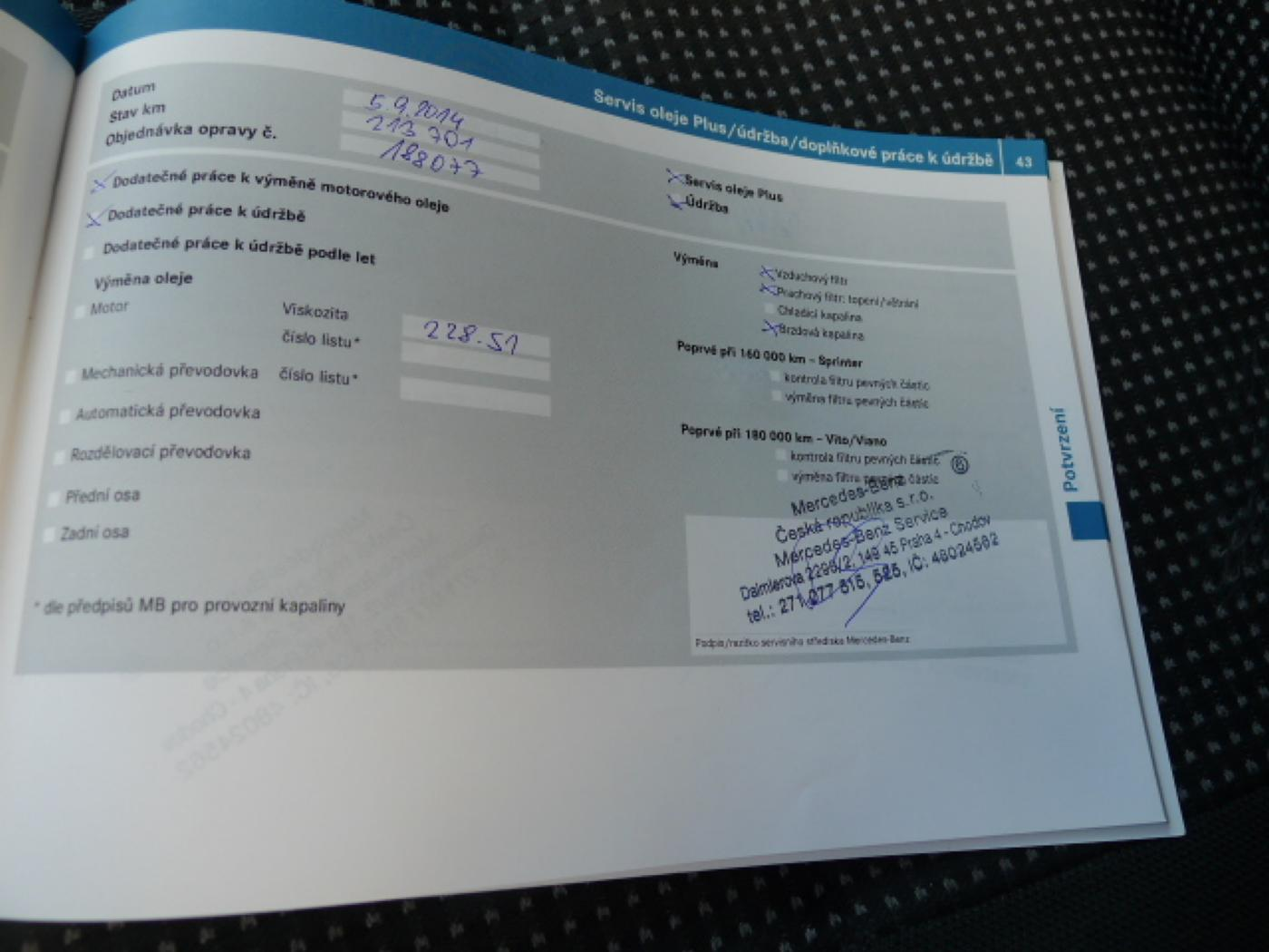 Mercedes-Benz Sprinter 319 CDI Maxi XXL + Klima Akce!!!! - 22