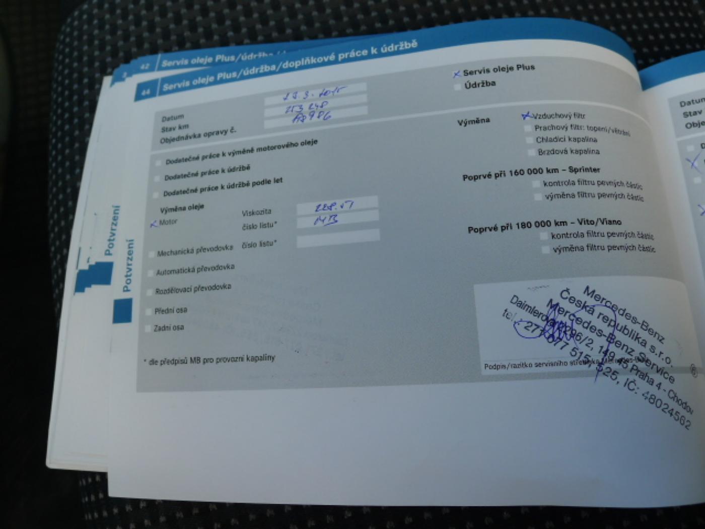 Mercedes-Benz Sprinter 319 CDI Maxi XXL + Klima Akce!!!! - 23