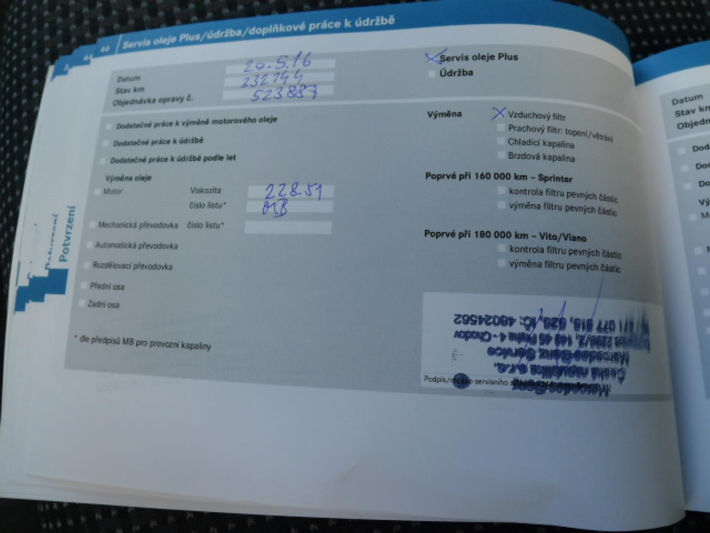 Mercedes-Benz Sprinter 319 CDI Maxi XXL + Klima Akce!!!! - 25