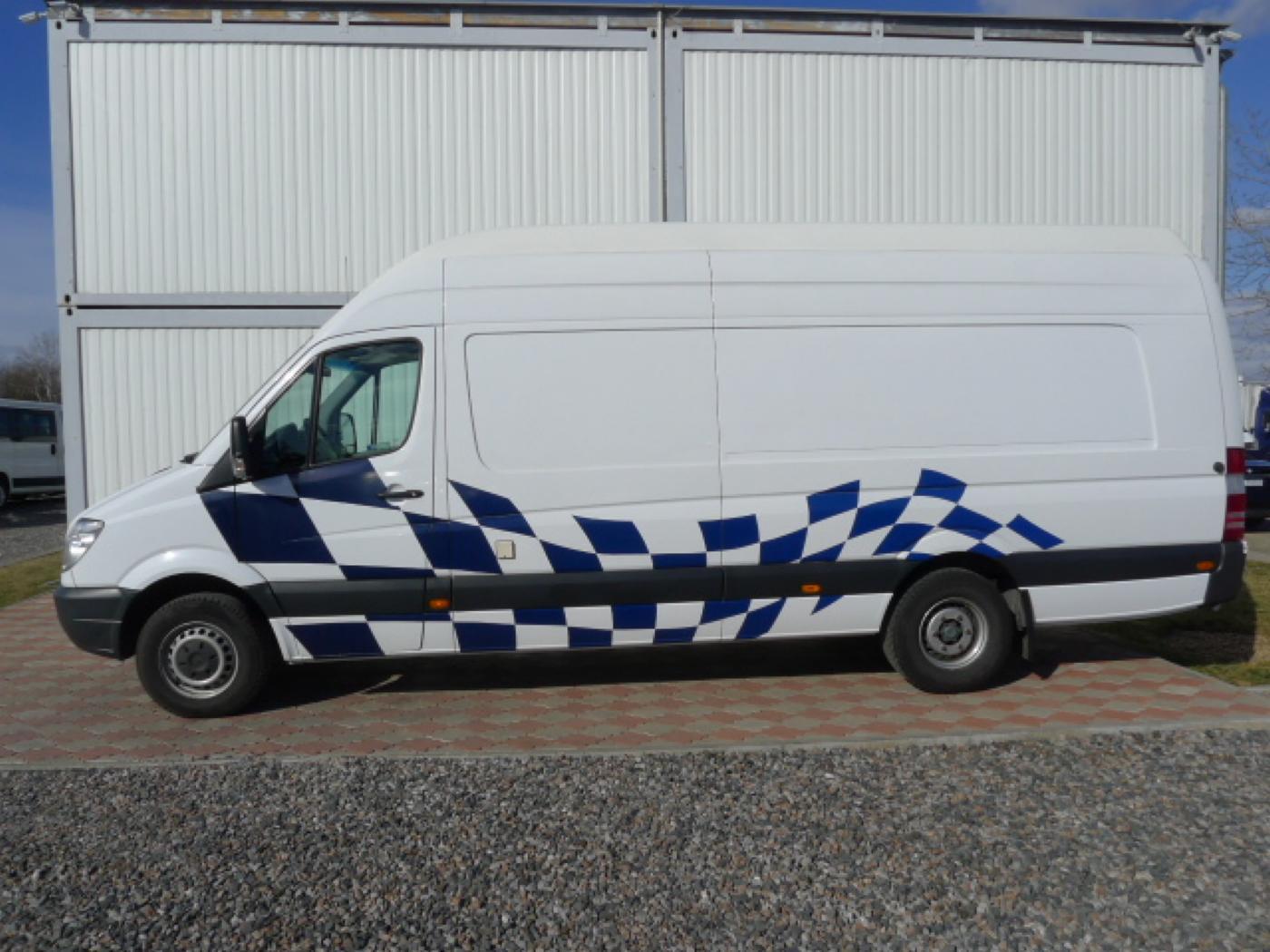 Mercedes-Benz Sprinter 319 CDI Maxi XXL + Klima Akce!!!! - 5