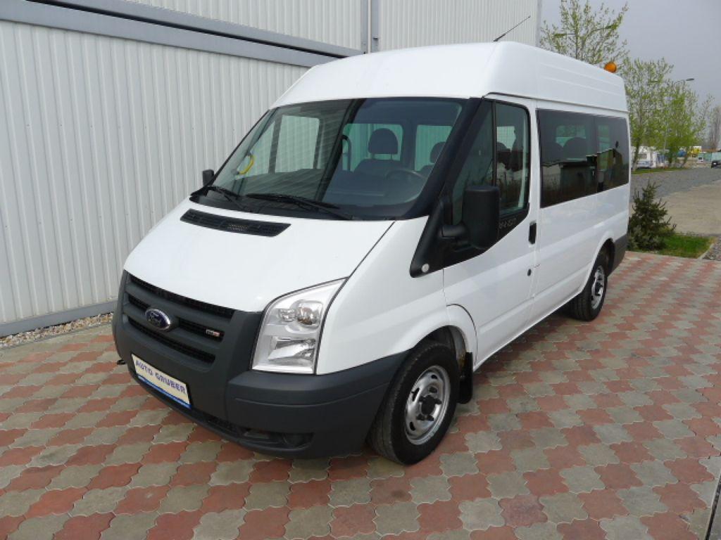 Ford Transit 300 2,2TDCI 8míst+Klima+Navi+Webast