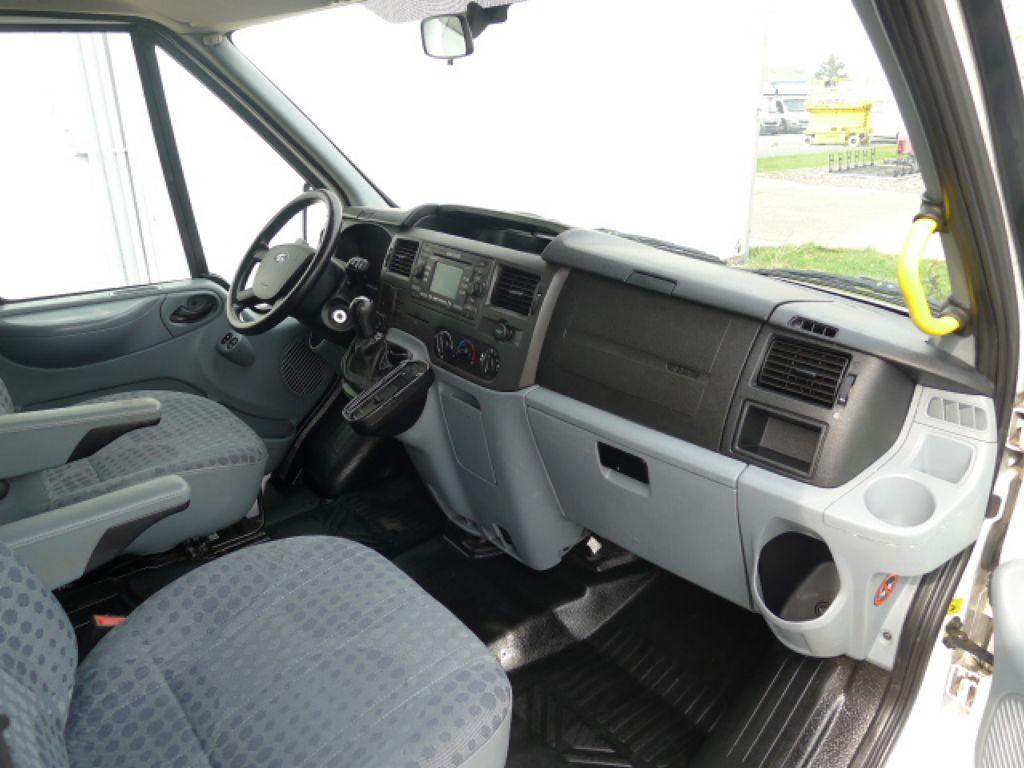 Ford Transit 300 2,2TDCI 8míst+Klima+Navi+Webast - 9