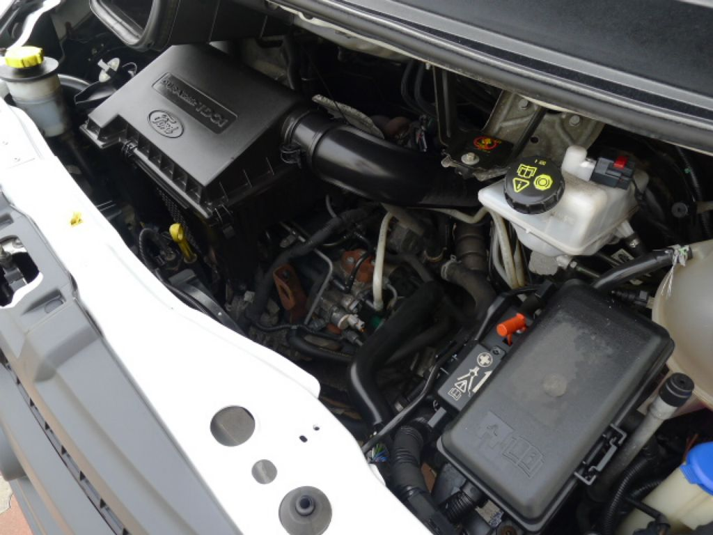Ford Transit 300 2,2TDCI 8míst+Klima+Navi+Webast - 18