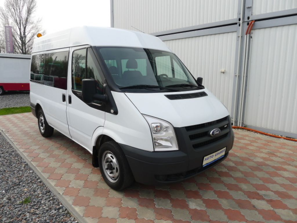 Ford Transit 300 2,2TDCI 8míst+Klima+Navi+Webast - 1