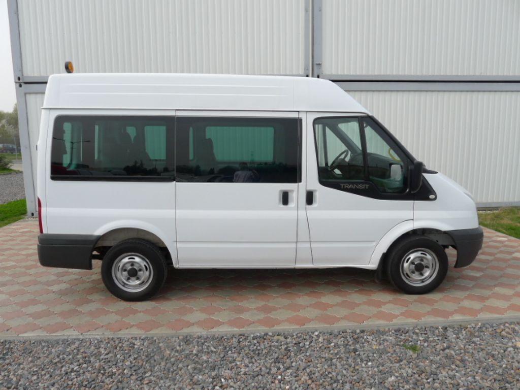 Ford Transit 300 2,2TDCI 8míst+Klima+Navi+Webast - 2