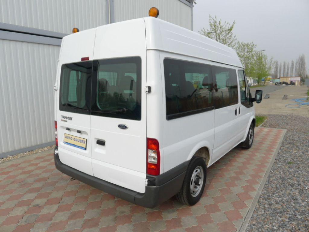 Ford Transit 300 2,2TDCI 8míst+Klima+Navi+Webast - 3