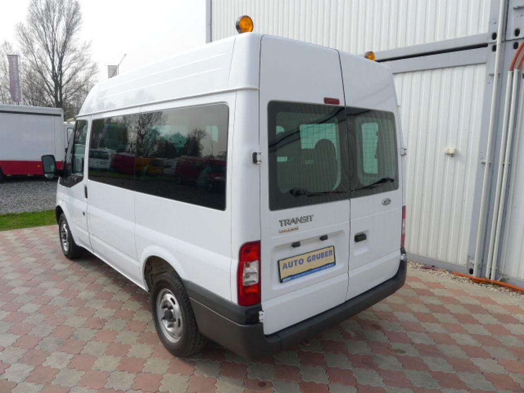 Ford Transit 300 2,2TDCI 8míst+Klima+Navi+Webast - 4