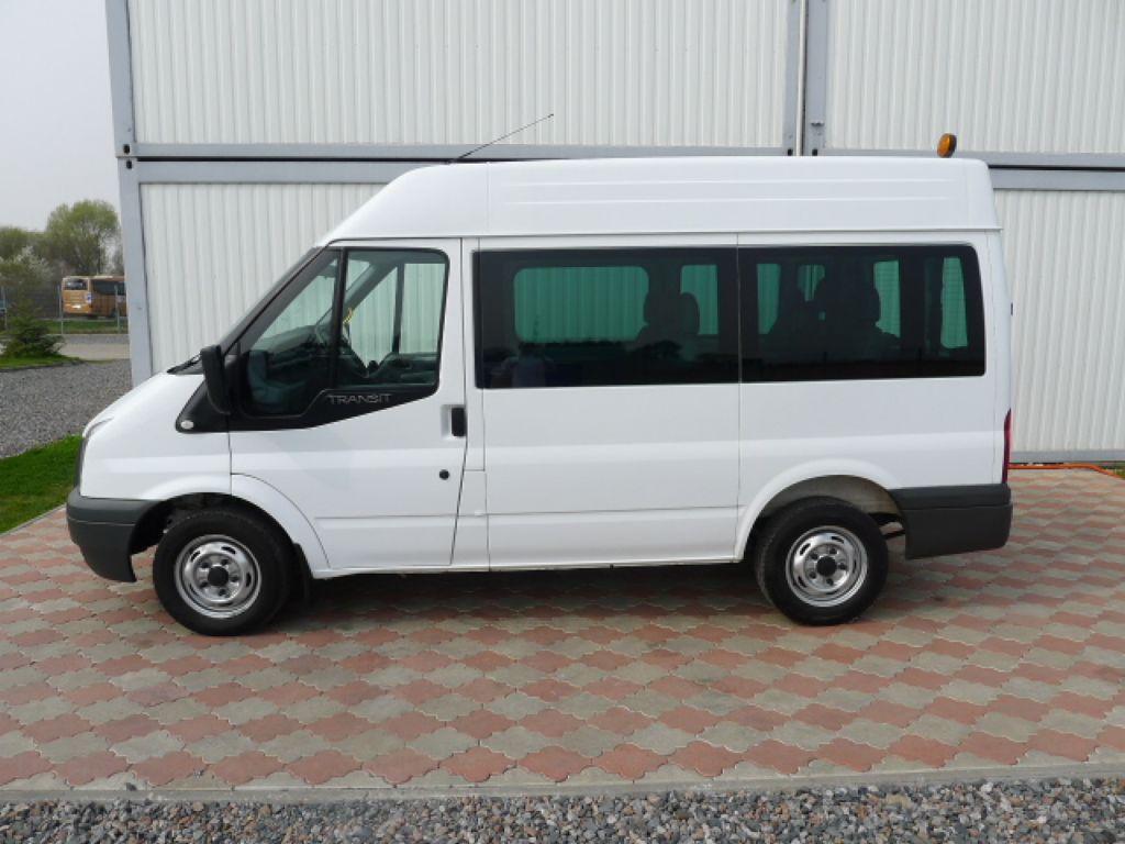 Ford Transit 300 2,2TDCI 8míst+Klima+Navi+Webast - 5