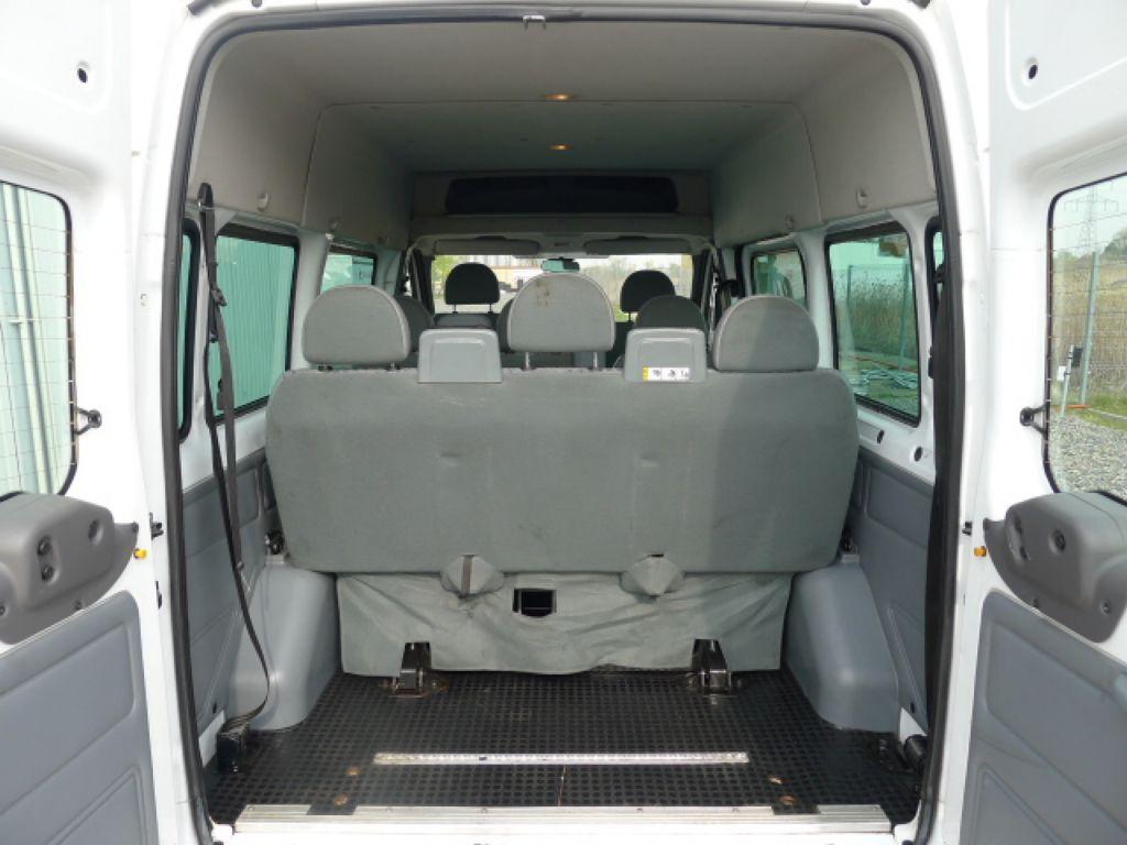 Ford Transit 300 2,2TDCI 8míst+Klima+Navi+Webast - 6