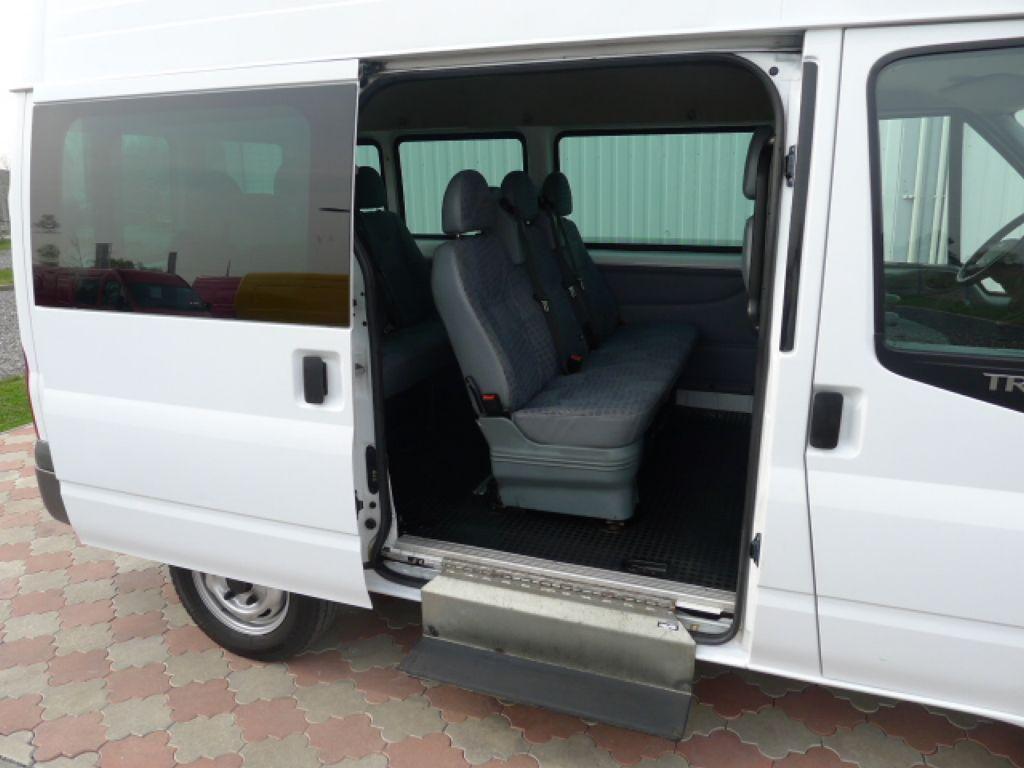 Ford Transit 300 2,2TDCI 8míst+Klima+Navi+Webast - 7