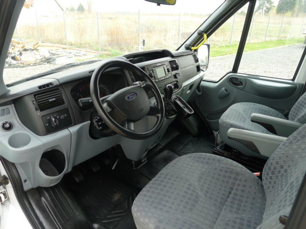 Ford Transit 300 2,2TDCI 8míst+Klima+Navi+Webast - 8