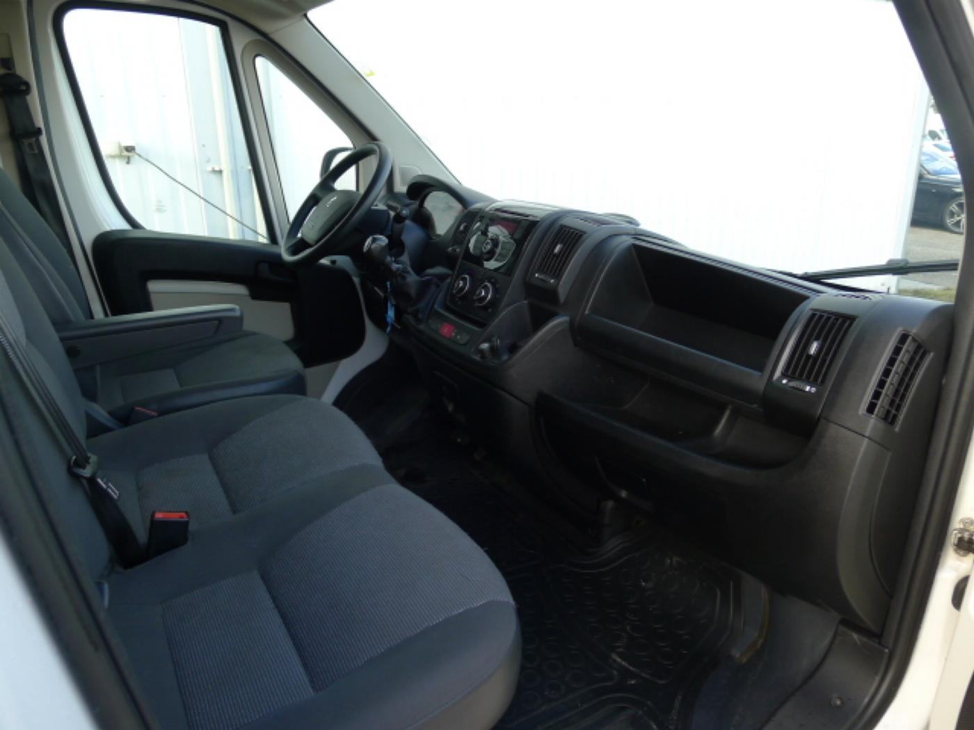 Peugeot Boxer 2,2 HDI Maxi L3H2 +Klima Akce!!! - 11