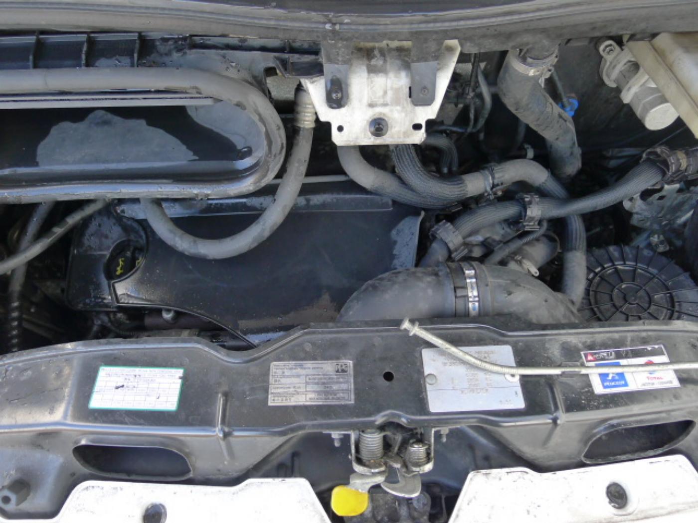 Peugeot Boxer 2,2 HDI Maxi L3H2 +Klima Akce!!! - 20