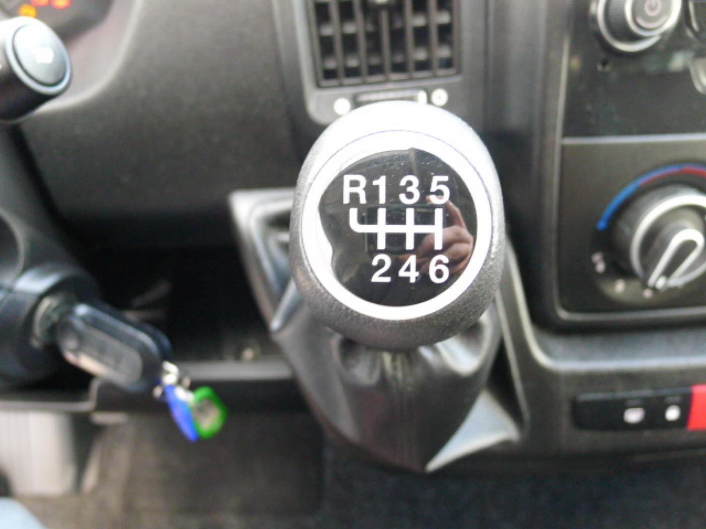 Peugeot Boxer 2,2 HDI Valnik+Plachta+Klima+Mìchy - 12