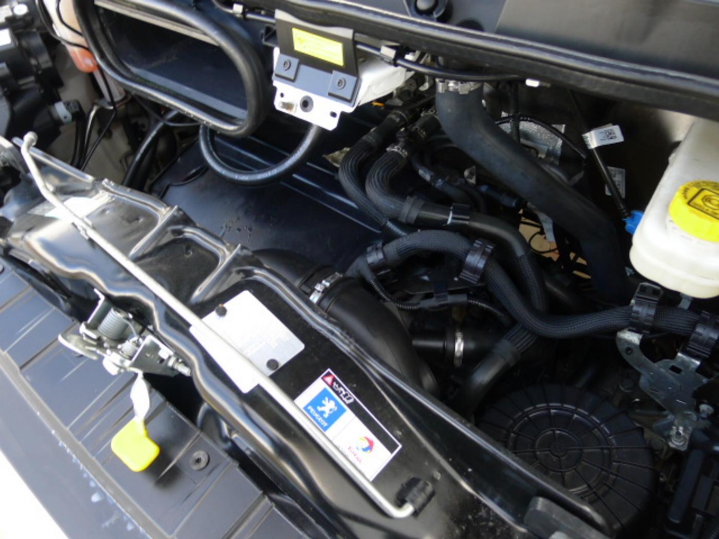 Peugeot Boxer 2,2 HDI Valnik+Plachta+Klima+Mìchy - 18