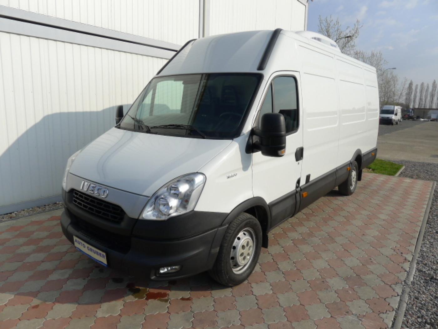 Iveco Daily 35S17 3,0HPT Maxi Chladák+Klima Akc - 0
