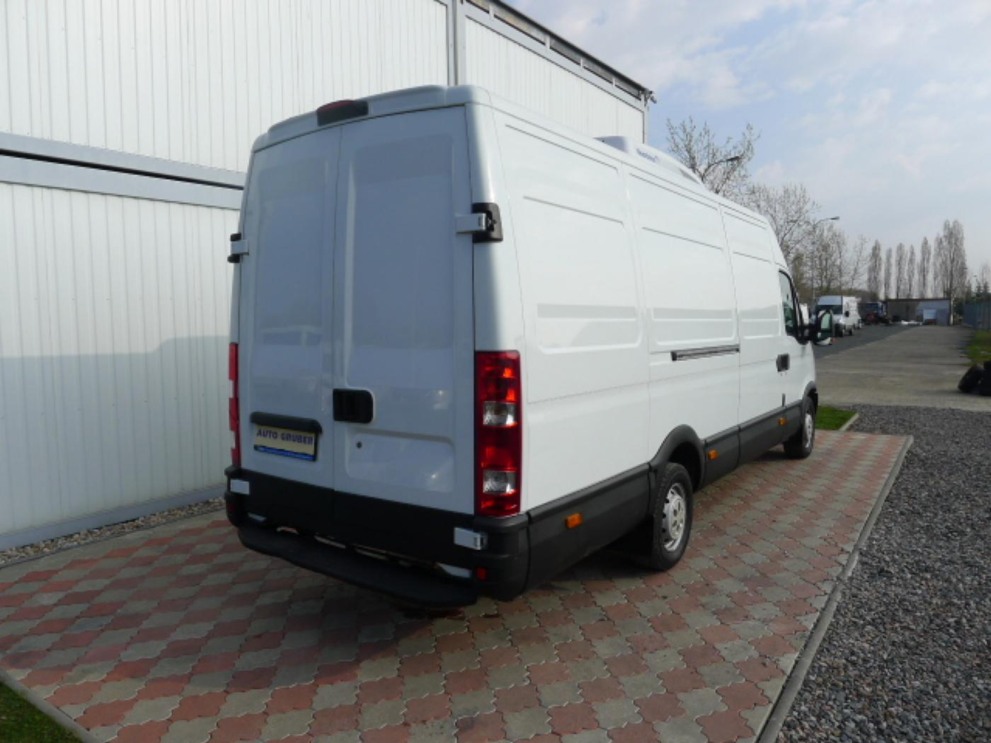 Iveco Daily 35S17 3,0HPT Maxi Chladák+Klima Akc - 3