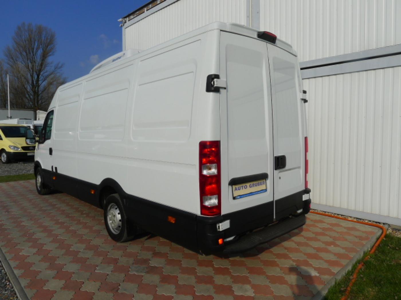 Iveco Daily 35S17 3,0HPT Maxi Chladák+Klima Akc - 4