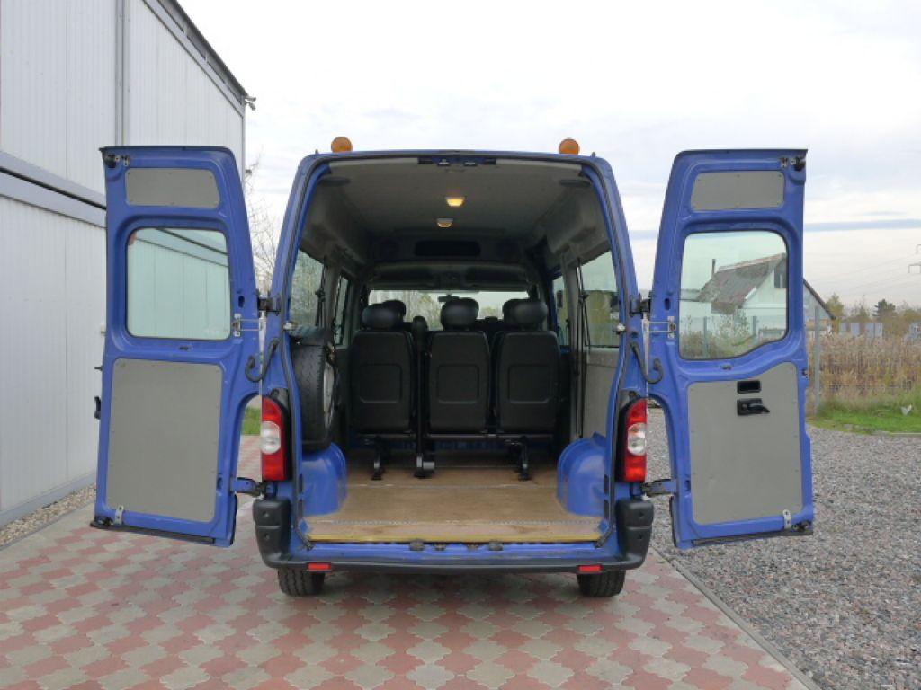 Renault Master 2,5 DCI L2H2 9míst+Klima Akce!! - 9