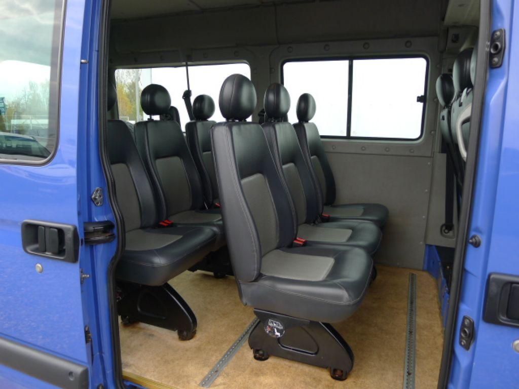 Renault Master 2,5 DCI L2H2 9míst+Klima Akce!! - 10